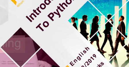 Introduction to Python – دورات